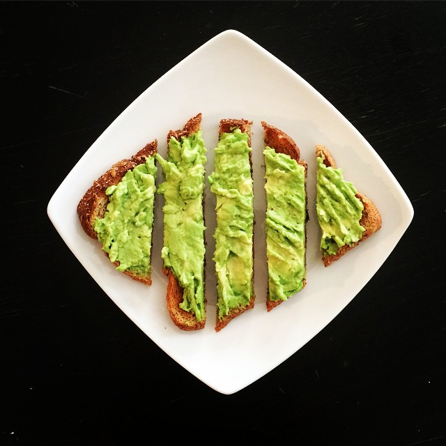 How to Make Avocado Toast - Lovely Lucky Life