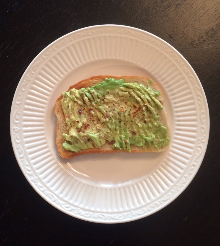 how to make avocado toast - the perfect breakfast food