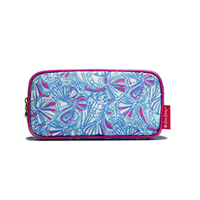 my fans beauty bag by lilly pulitzer for target