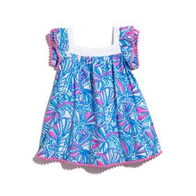 My Fans toddler dress