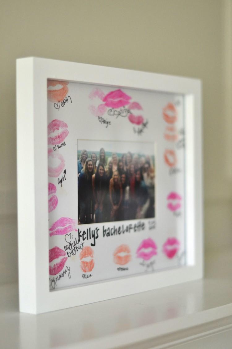 Easy Bachelorette Party Gift Idea