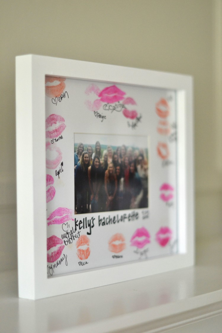Cheap & Easy Bachelorette Party Gift idea