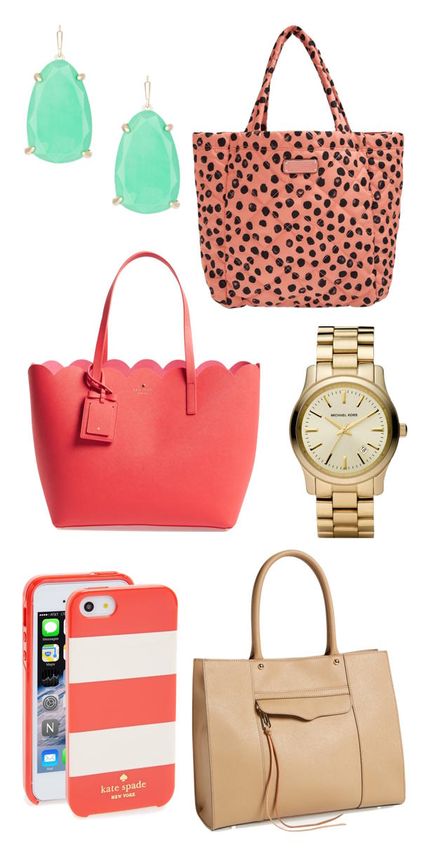 nordstrom sale accessories wish list - perfect pieces for summer