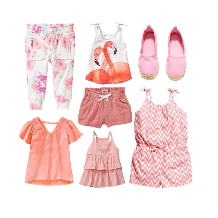 Think Pink – Spring Toddler Girl Style