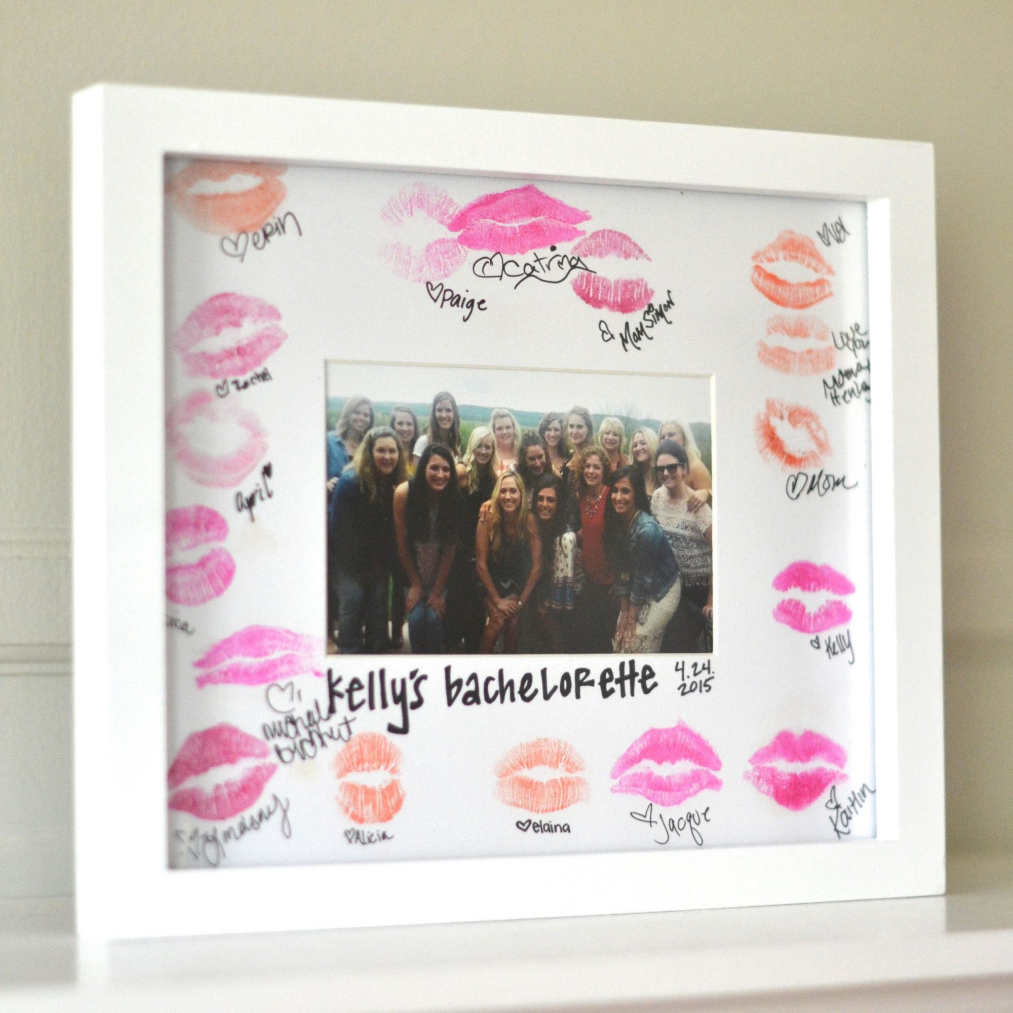 Cheap & Easy Bachelorette Party Gift - Lovely Lucky Life