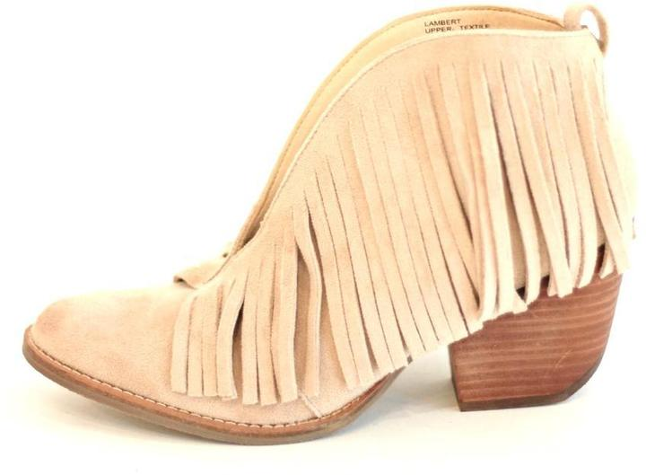 coconuts by Matisse fringe bootie