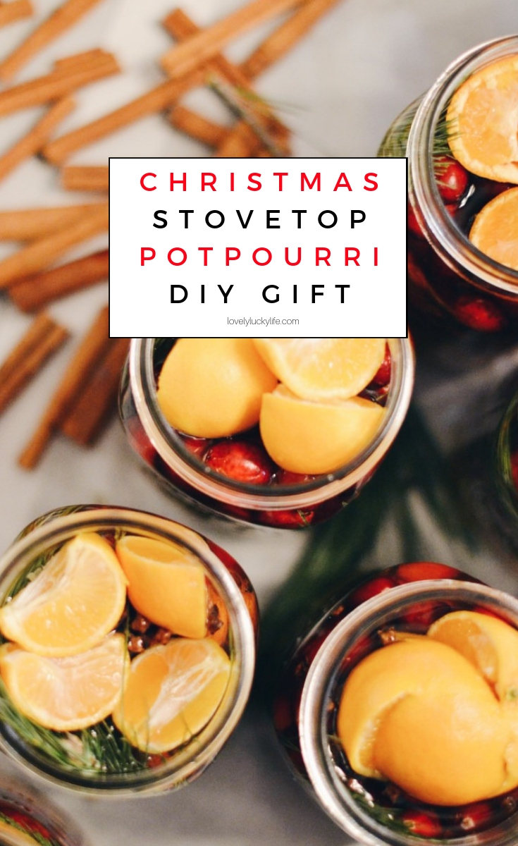 stovetop potpourri in a jar recipe - all the ingredients and supplies you need to make stovetop potpourri