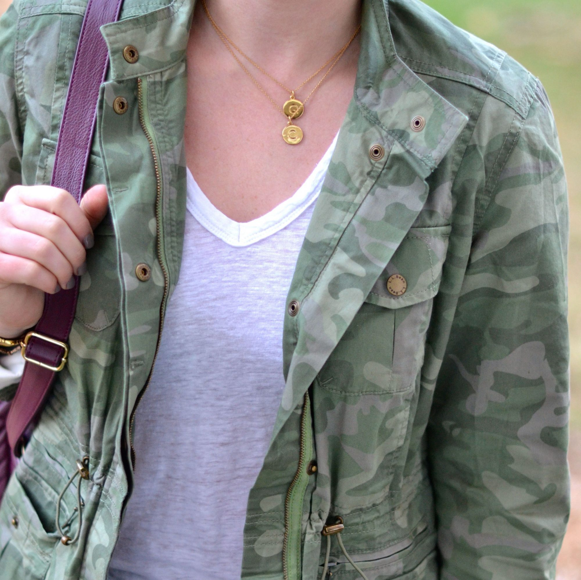 Mom Must Have: Camo Jacket
