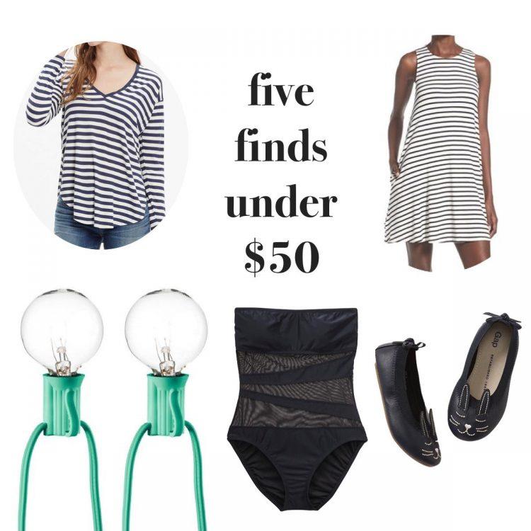 favorite finds under $50