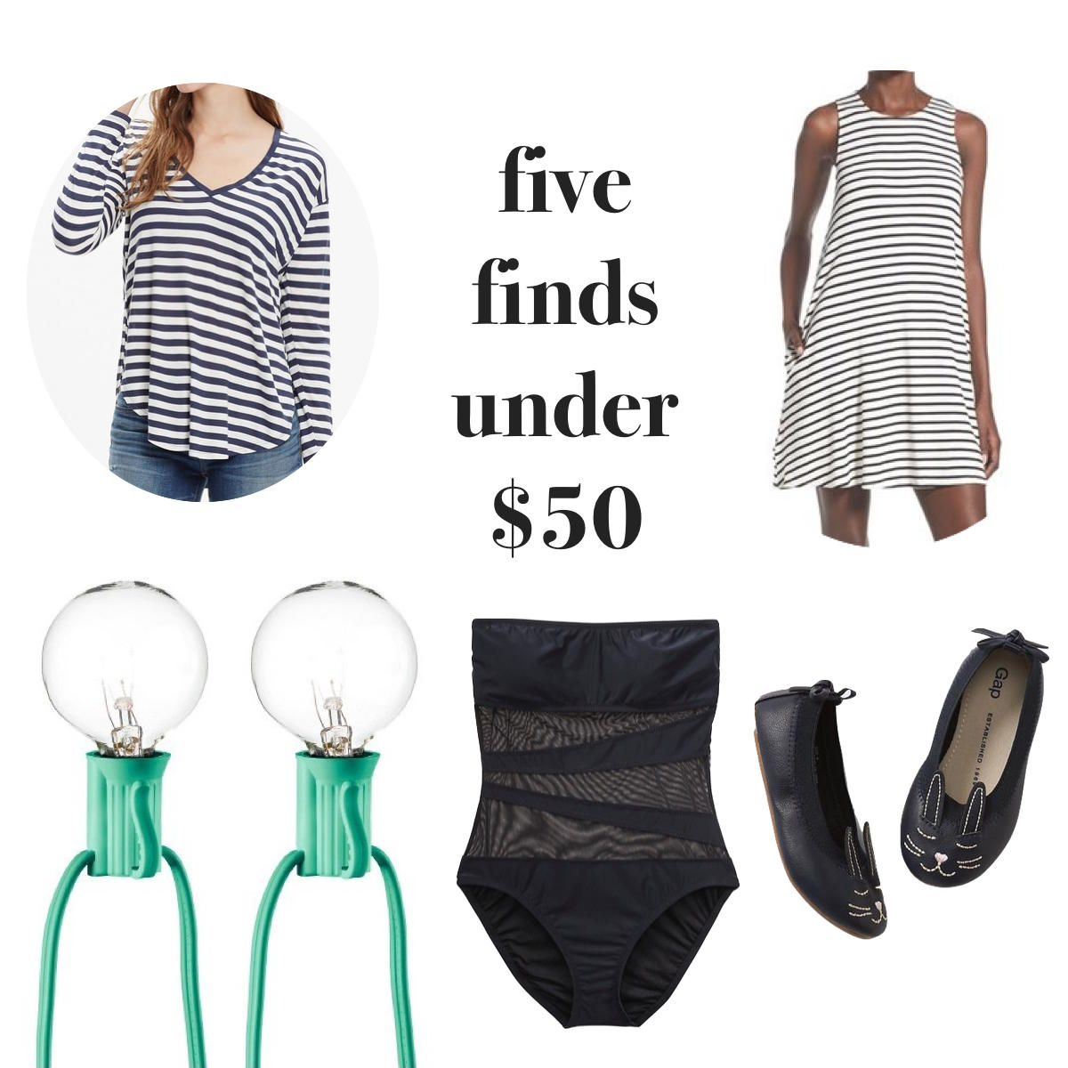 favorite finds under $50