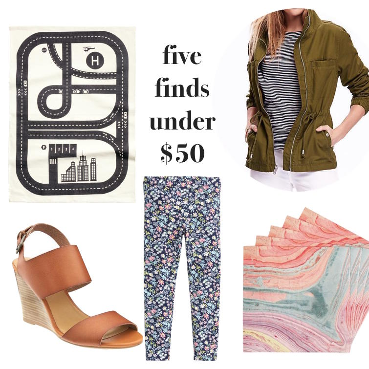 the best finds under $50 - must haves!