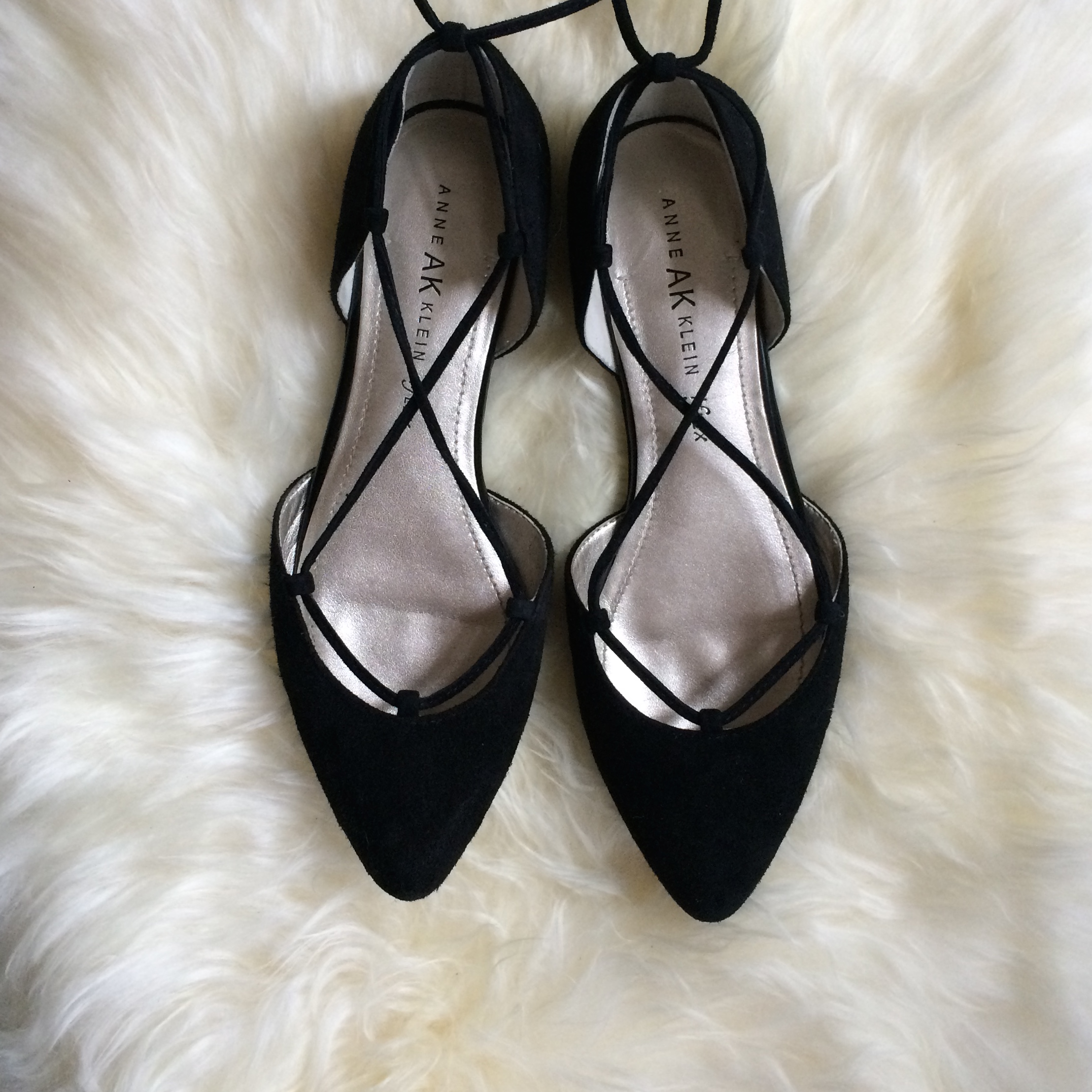 Momiform Essentials: Lace Up Flats Under $100