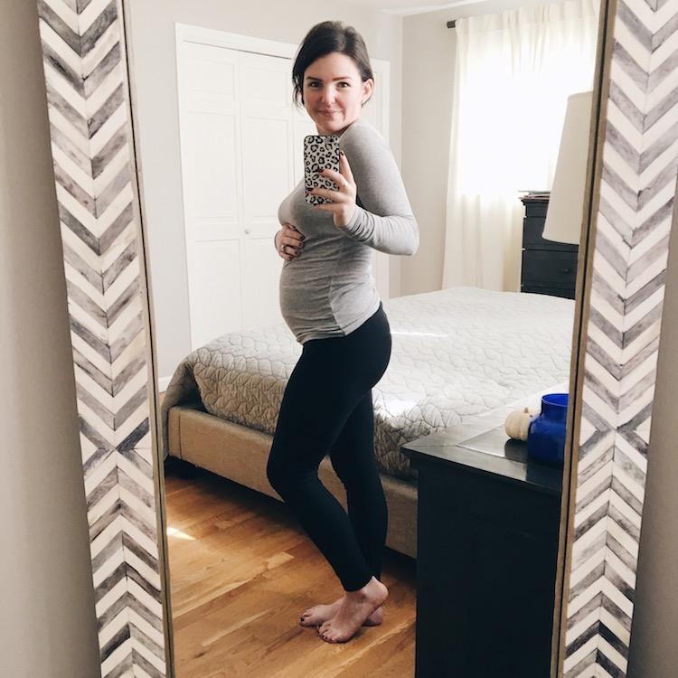 21 week bumpdate - pregnancy update