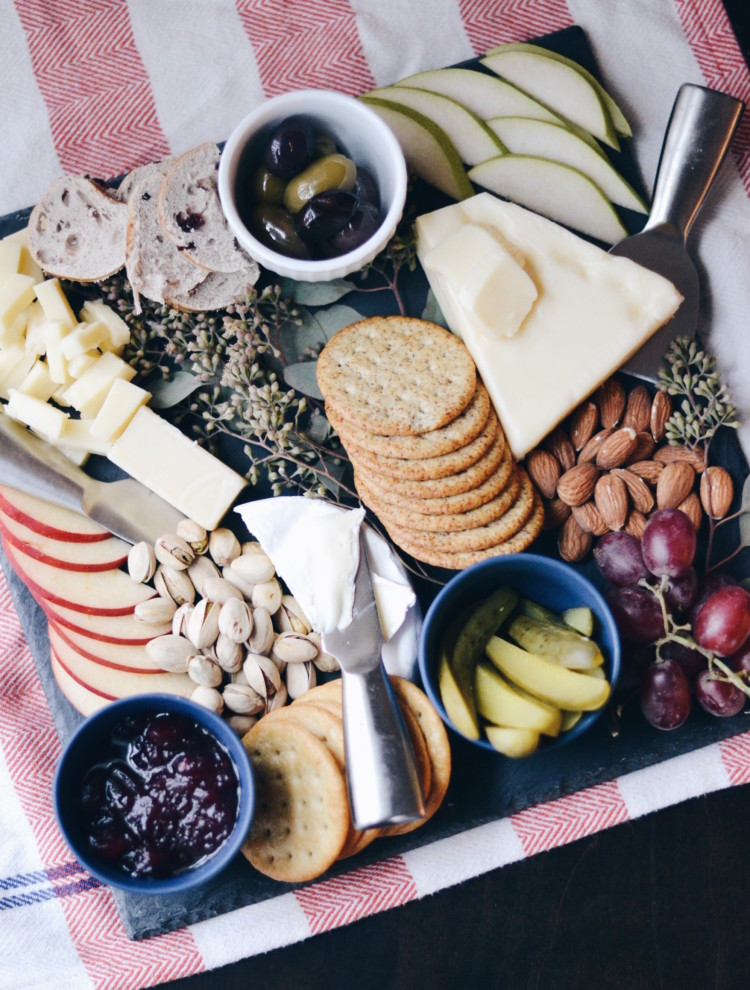 cheese platter 101 - how to build the perfect cheese board for holiday entertaining