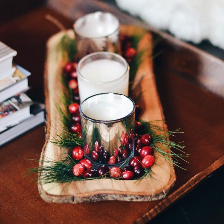 how to make your home smell like Christmas