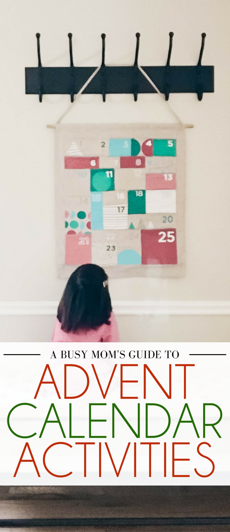 these are Christmas advent calendar activities you'll actually want to do and have time for this holiday season