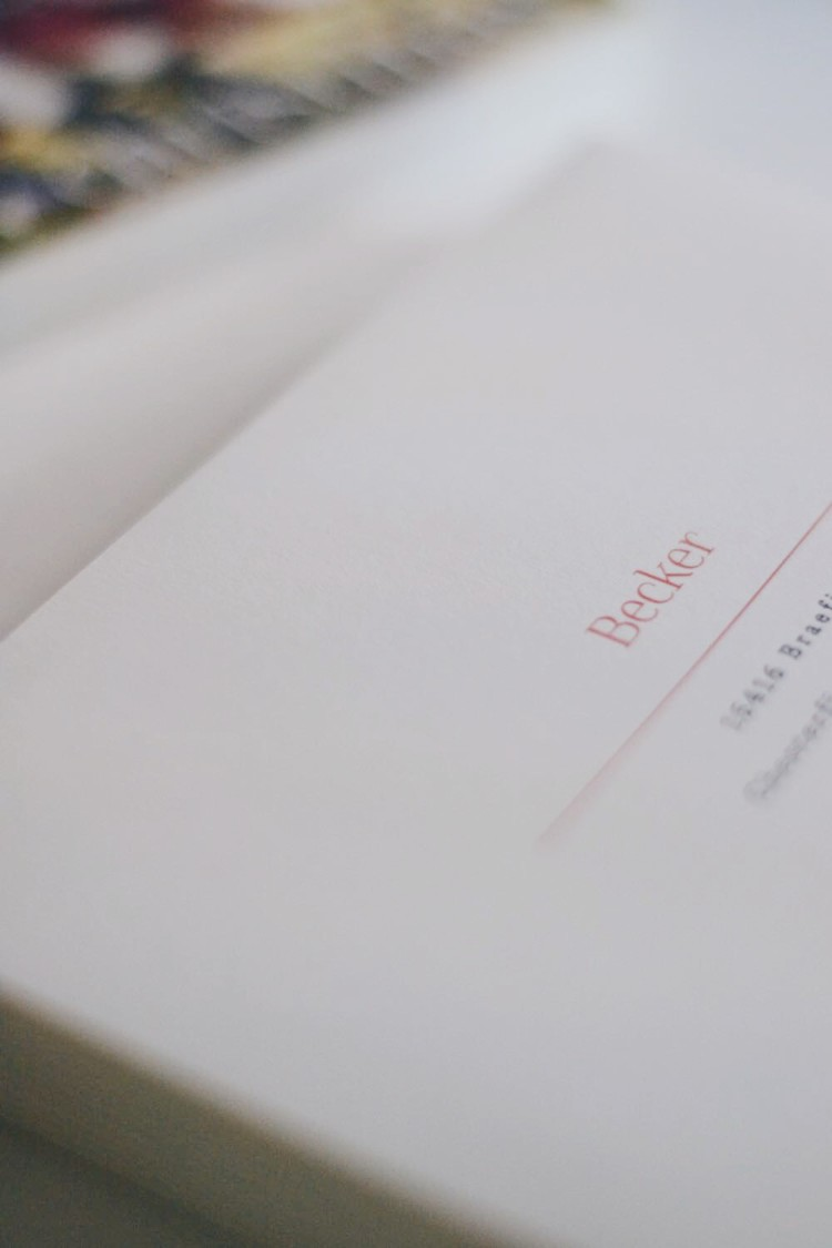 Christmas card reveal with Minted