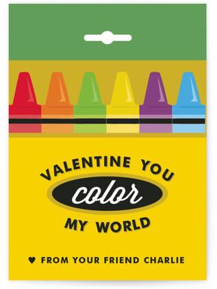 Non Candy Classroom Valentine Ideas