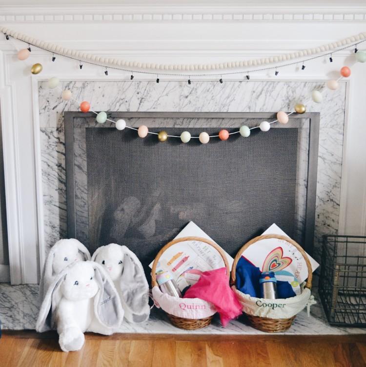 50 Really Cute Easter Basket Ideas