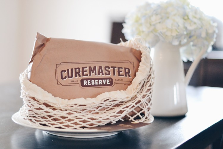 Curemaster ham - SO delicious!