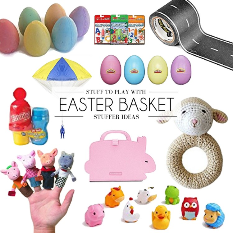 50 really cute easter basket ideas lovely lucky life the best toys for kids easter baskets negle Choice Image