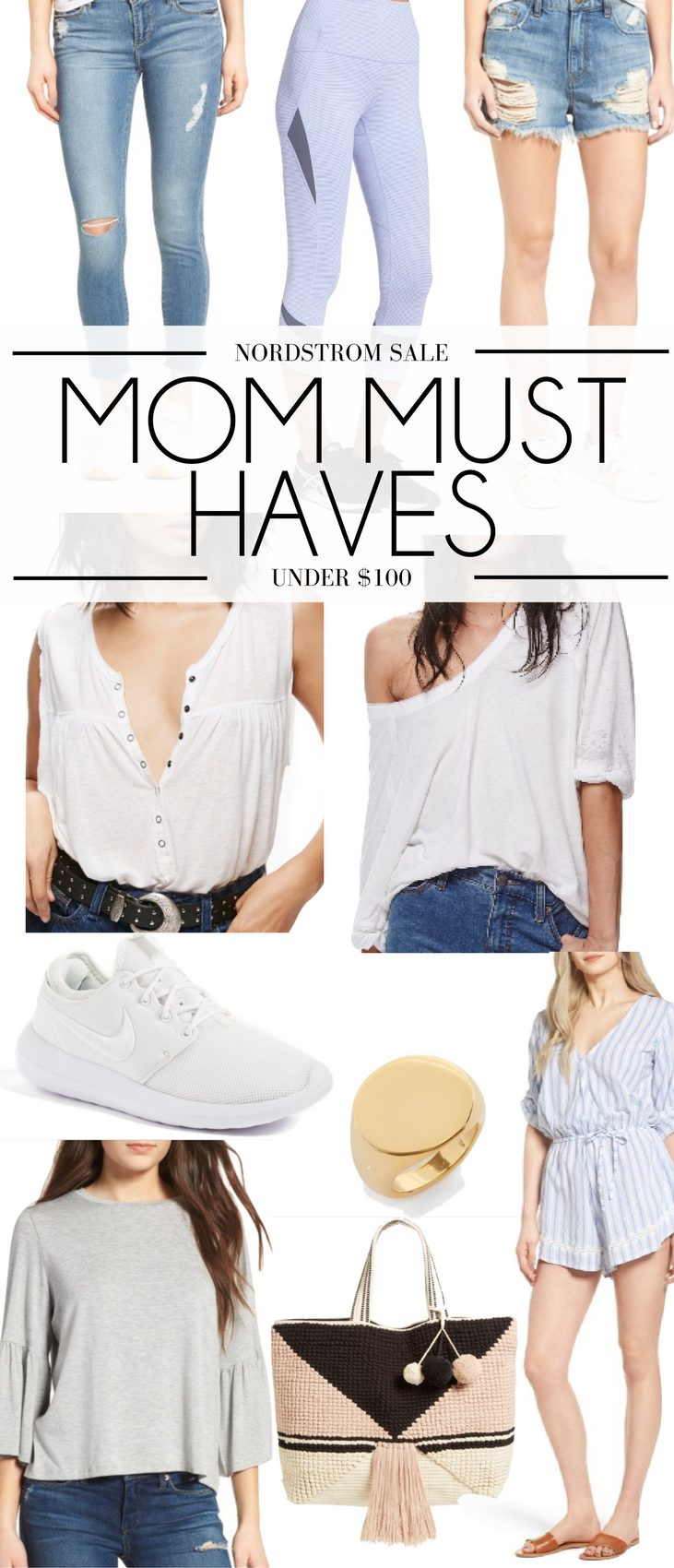 mom must haves from the Nordstrom half yearly sale