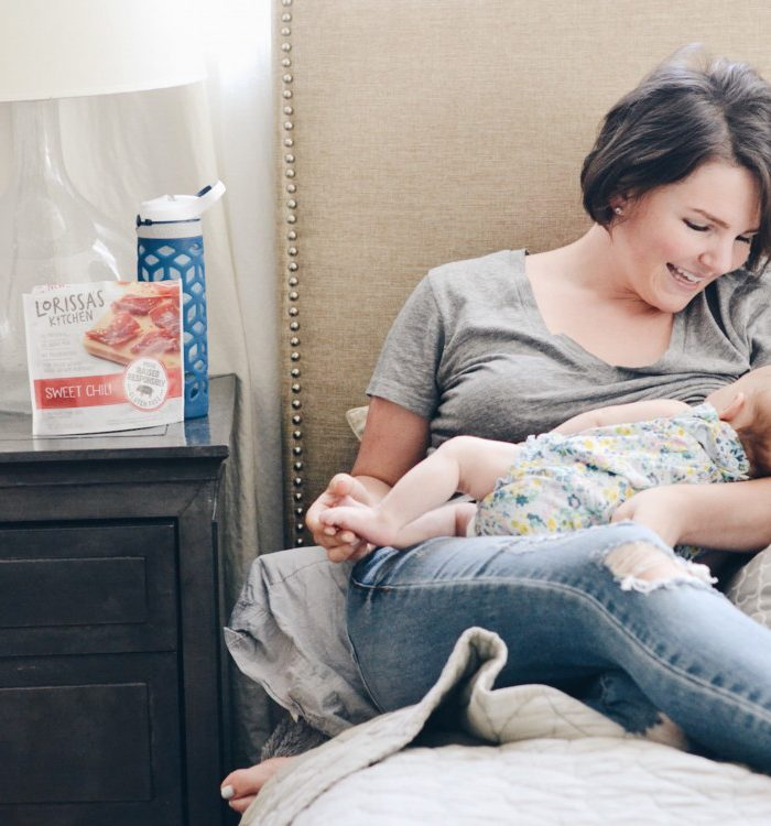 The Best Snacks for Breastfeeding