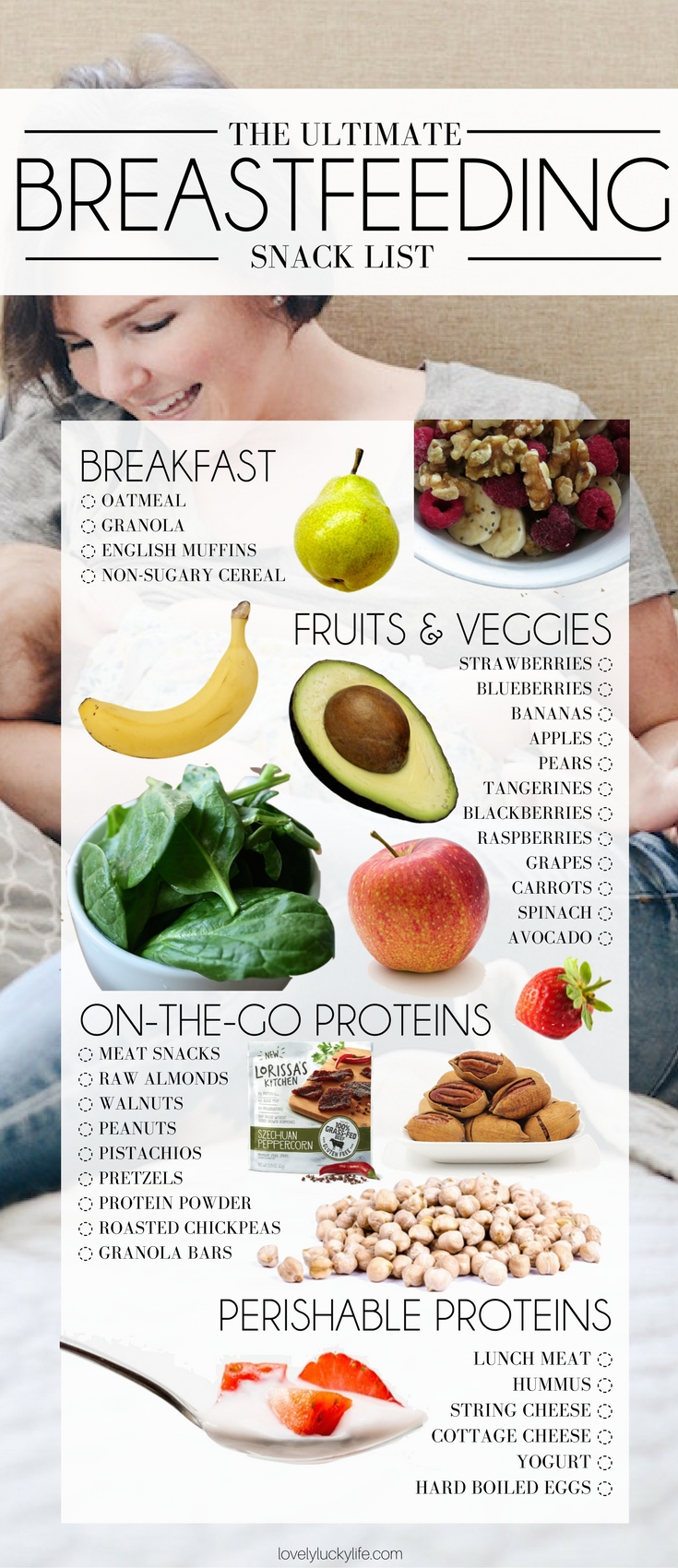 Postpartum Foods To Eat