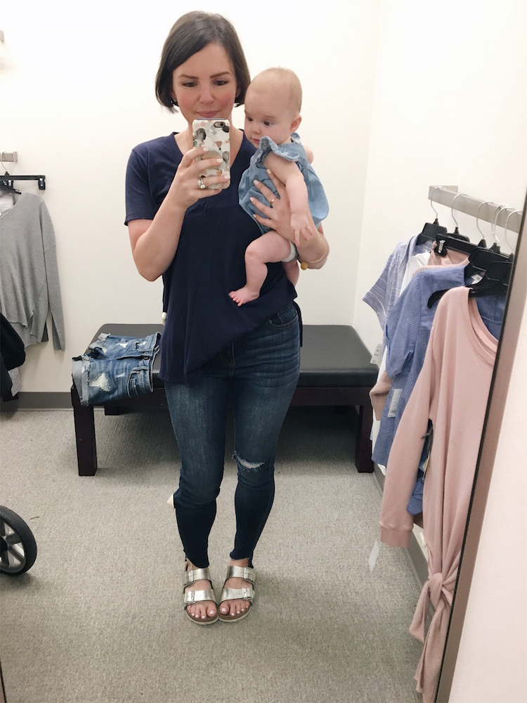 Nordstrom Anniversary Sale – Dressing Room Diaries Part 1