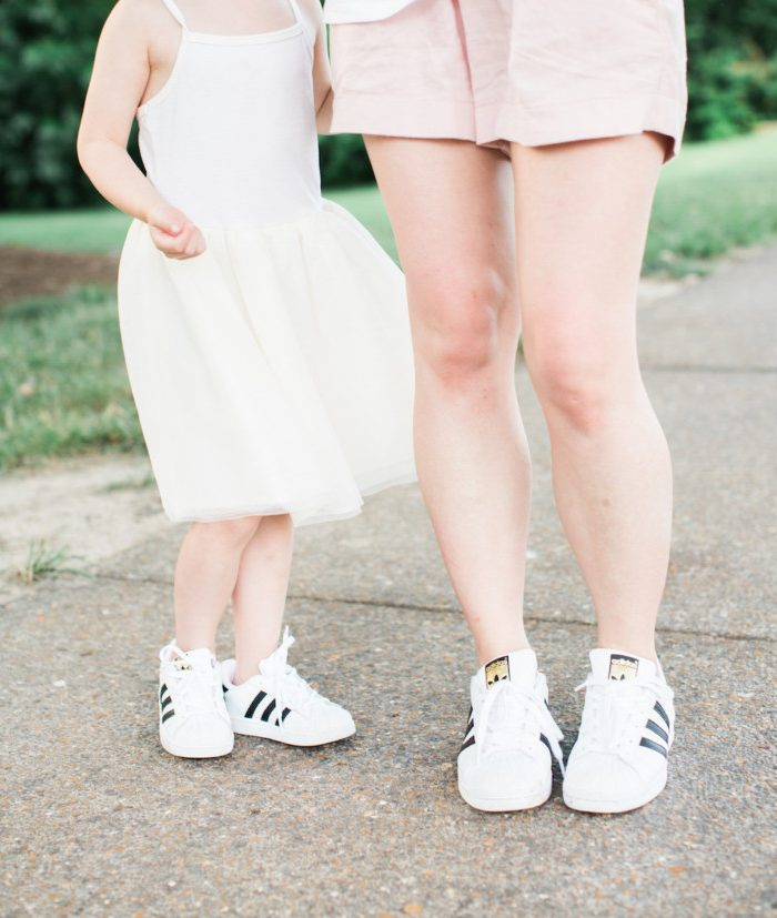 The Cutest 8 Pair of Matching Mommy & Me Shoes