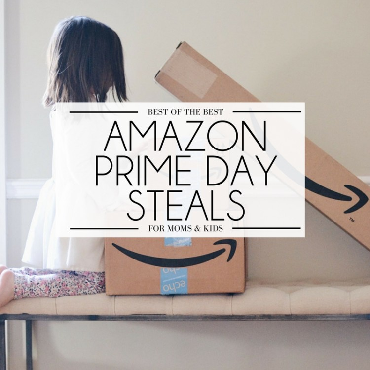 the best Prime Day deals for moms, kids and the home