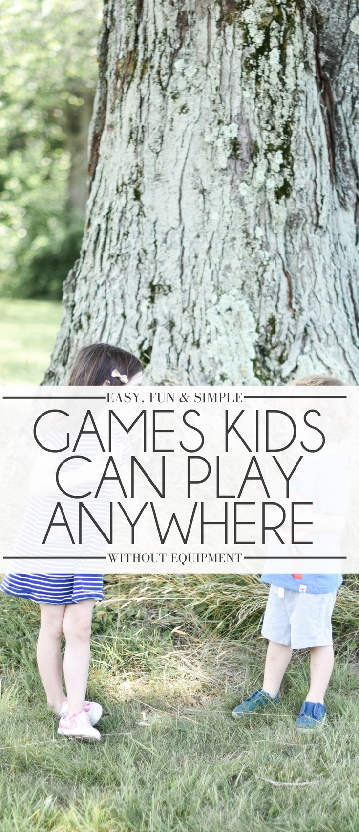 looking for ideas on how to occupy a preschooler or toddler? here are 6 games to play with a preschooler with no equipment needed