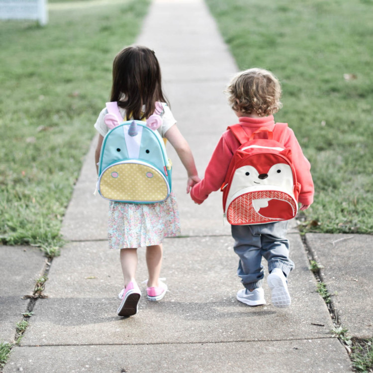 6 Things I Want My Kids to Know Before They Start Preschool