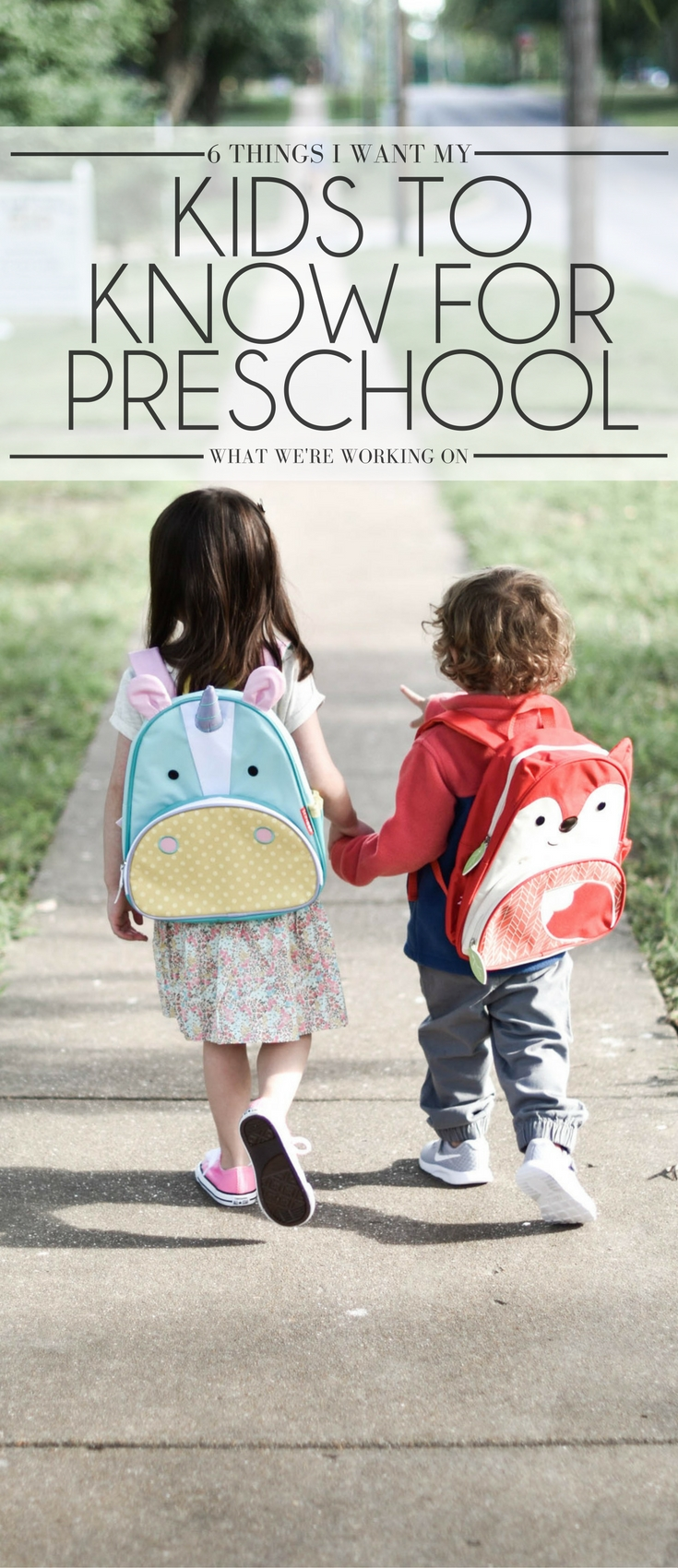 back to school outfits for preschoolers - preschool style for little kids and things preschoolers need to know