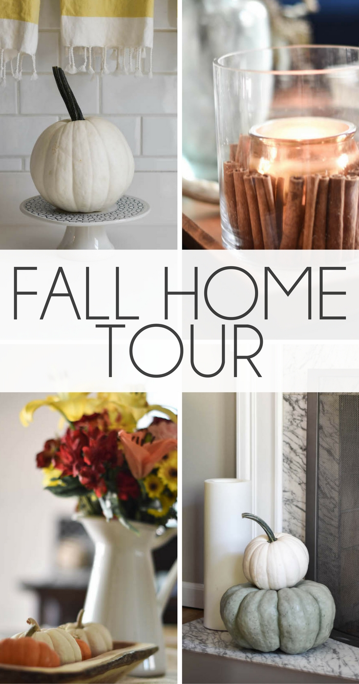 this fall home tour is full of cozy fall decor inspiration
