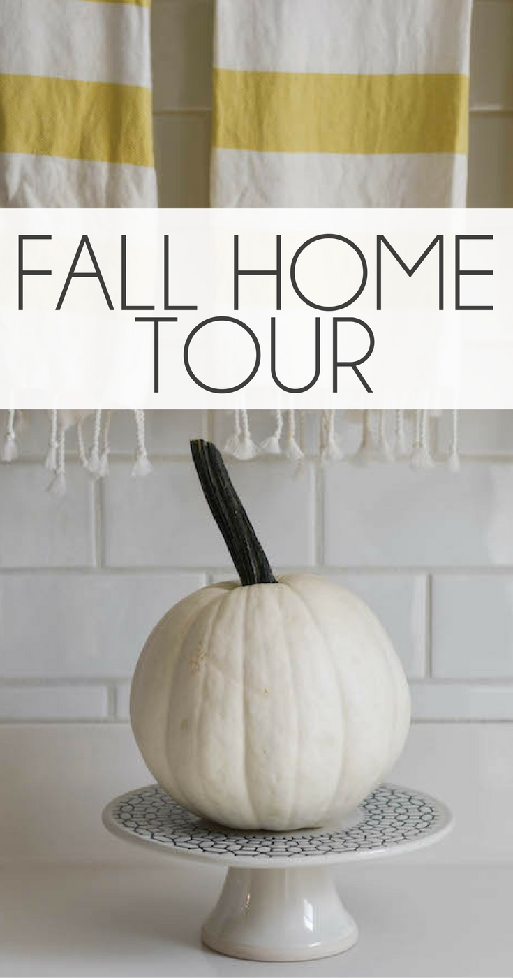 love seeing fall decoration inspiration!