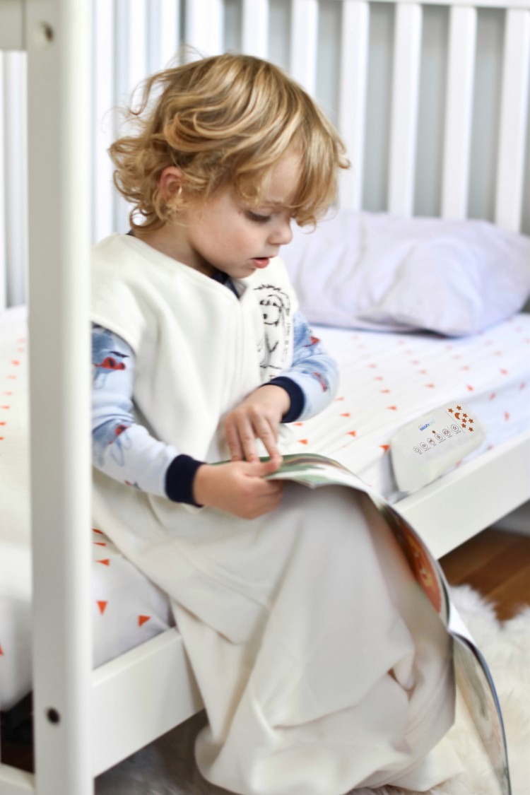 these tips for moving from a crib to a toddler bed are gold!