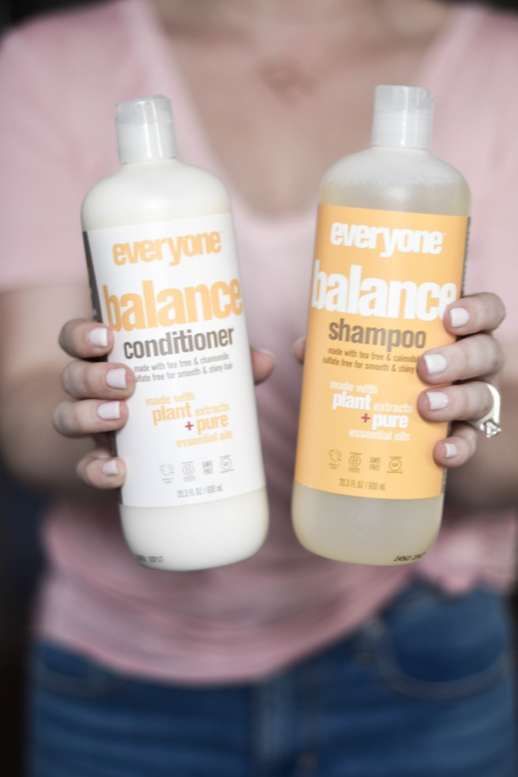 my favorite natural shampoo and conditioner
