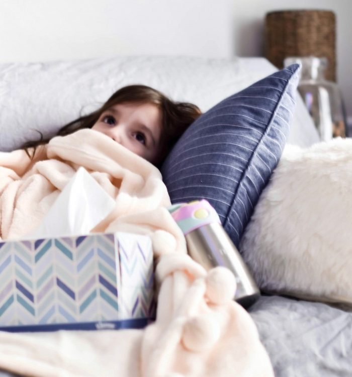Tips for Taking Care of Sick Kids