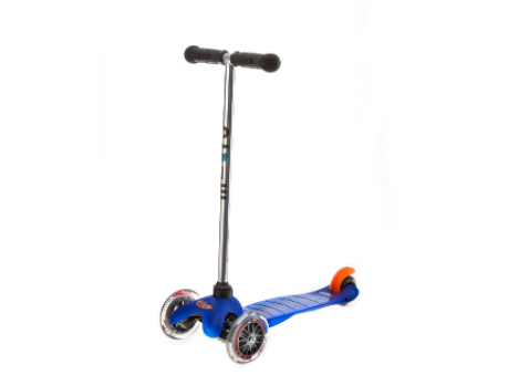 the micro mini scooter is the best Christmas gift for a 4 year old! 5 stars on 2000+ reviews and a great Christmas gift under $80
