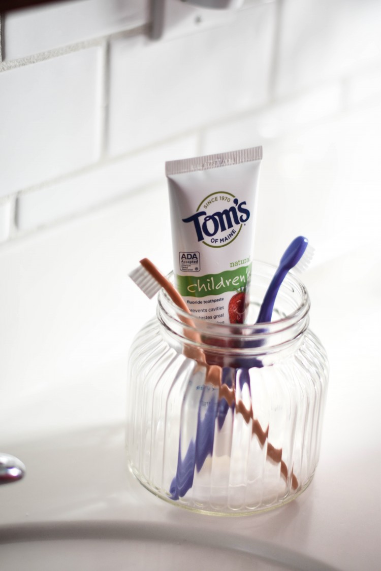 the best toothpaste for little kids - Tom's of Main Silly Strawberry
