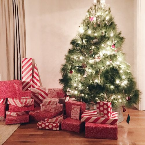 rustic christmas decor under $50