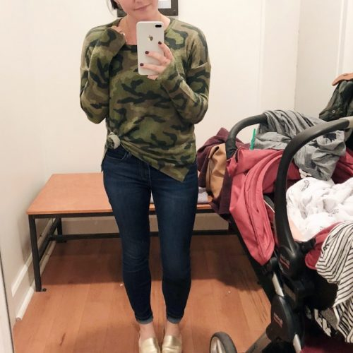 american eagle try on
