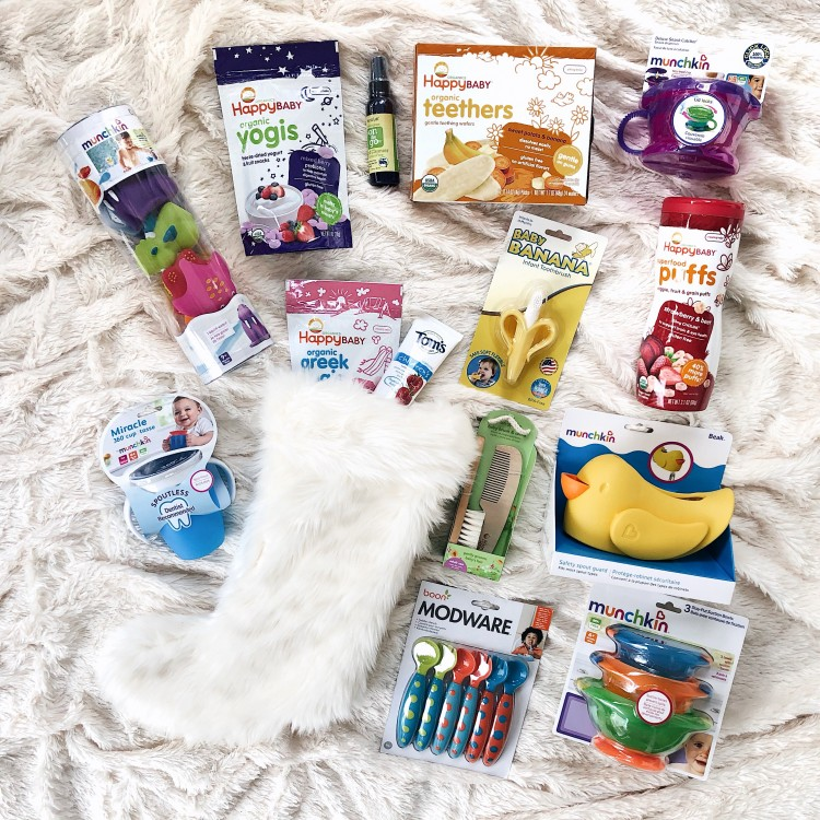 these are the cutest stocking stuffers for babies under $25