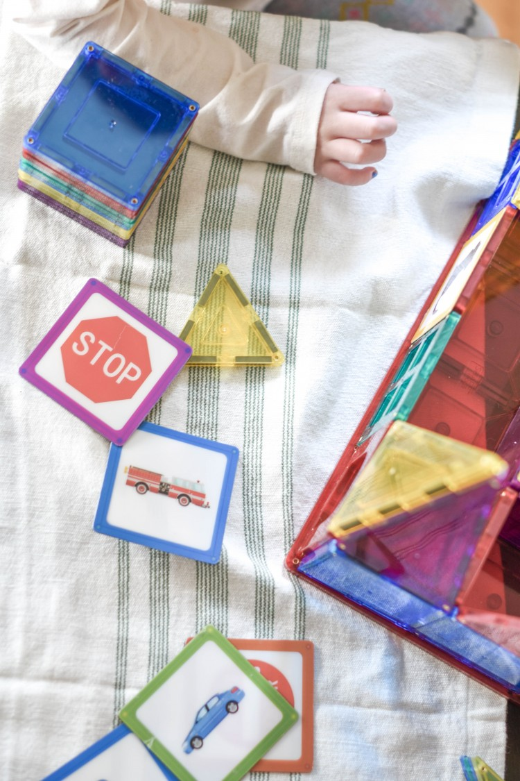 STEM ideas for toddlers and preschoolers
