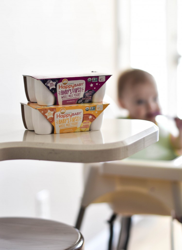 the best yogurt for baby led weaning