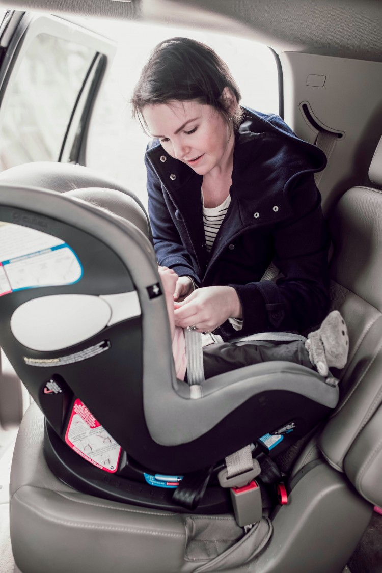 how to make sure your baby stays safe in the car - must-read car seat safety tips