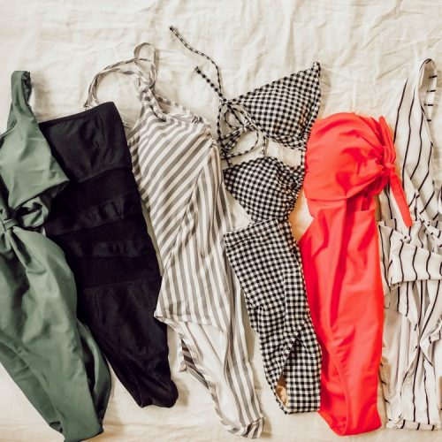 swimsuits under $50 - perfect for mommas!