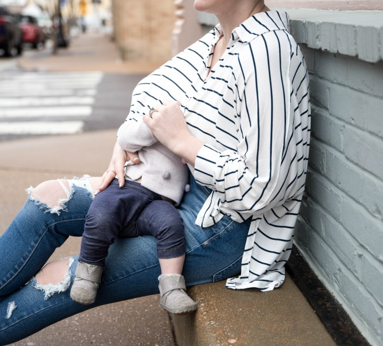 this breastfeeding advice from real moms is gold!