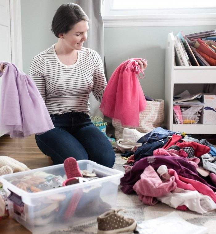 Decluttering Tips for Moms: Why, How and When To Purge of Your Kids' Stuff